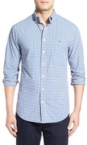 Vineyard Vines Men's 'Walkaround - Tucker' Slim Fit Gingham Sport Shirt