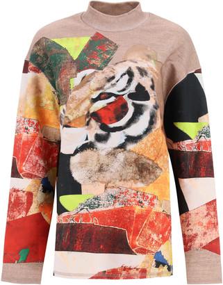 Kenzo Oversized Tiger Sweatshirt