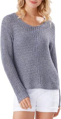 Tommy Bahama Gea Mesa V-Neck Sweater