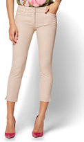 New York & Co. The Audrey Crop Pant - Solid - Tall