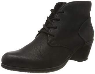 Rieker Women's Herbst/Winter Ankle Boots, (nuss-Antik/Brown 22)