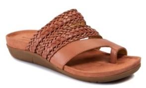 Bare Traps Baretraps Jonelle Slip-On Woven Sandals Women's Shoes