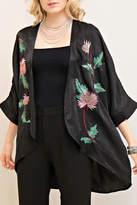Entro Embroidered Kimono
