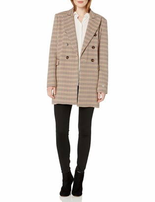 Soia & Kyo SoiaKyo Women's FABRIANA-H Ladies Tailored Jacket Double Breasted