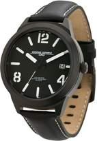 Jorg Gray Leather Dial Men's watch #JG1950-12