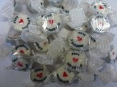 CSC Imports Just Married Rock Sweets Pack 50 - great alternative Wedding Favours