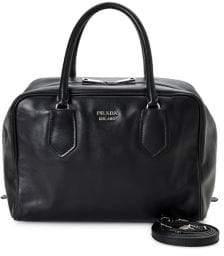 Prada Vintage Nappa Leather Handbag
