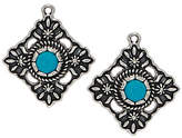 American West Sterl. & Turquoise EarringAccessories