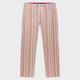 Paul Smith Men's Signature Stripe Pyjama Bottoms