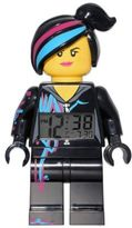 Lego Movie Wyldstyle Minifigure Alarm Clock