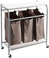 neatfreak!® everfresh® Deluxe Triple Laundry Sorter with Ironing Board