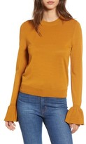 Leith Women's Flare Cuff Sweater