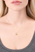 Gorjana Chloe Small Pendant Necklace in Gold