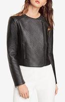 BCBGMAXAZRIA Bryden Faux-Leather Jacket