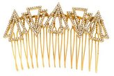 Lulu Frost Portico Hair Comb w/ Tags