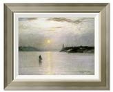 Hudson B.H. Tyler, Sailing on the