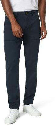 Joe's Jeans Elastic Waist Slim Fit Utility Trousers