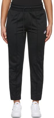 Nike Black Sportswear Heritage Lounge Pants