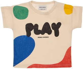 Bobo Choses Printed Organic Cotton T-Shirt