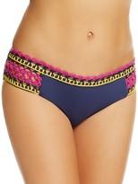 Becca by Rebecca Virtue Scenic Route American Crochet Trim Bikini Bottom