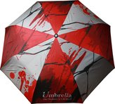 "Bioworld Resident Evil ""Umbrella"" Logo Umbrella"