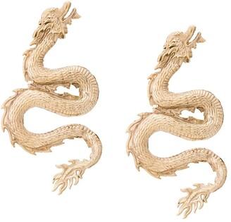 Natia X Lako Dragon earring