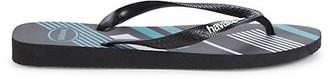 Havaianas Top Trend Striped Flip Flops