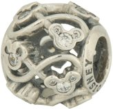 Pandora 791462CZ Disney, Minnie & Mickey Infinity