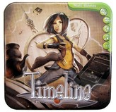 Asmodee Timeline Multi-Themes Educational Card Game