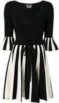 Moschino flared dress - women - Polyester/Viscose - 40