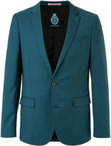 GUILD PRIME classic fitted blazer