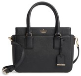Kate Spade Cameron Street - Small Sally Leather Satchel - Black