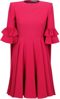 Alexander McQueen Mini dresses