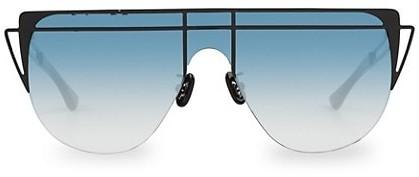 For Art's Sake Alien 61MM Flat-Top Sunglasses