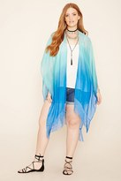 Forever 21 FOREVER 21+ Plus Size Ombre Shawl