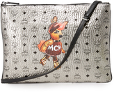 MCM Medium Pouch Cross Body Bag