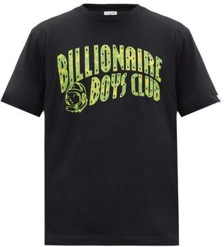 Billionaire Boys Club Logo-print Cotton T-shirt - Black Yellow