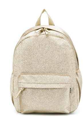 Molo Kids Metallic Glitter Backpack