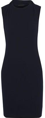Helmut Lang Layered Cotton-jersey Mini Dress