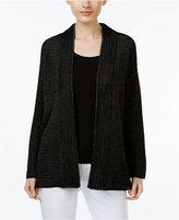 Eileen Fisher Silk-Blend Kimono Cardigan