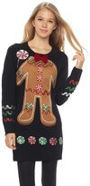 It's Our Time Juniors' Gingerbread Tunic