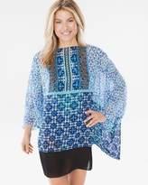 Gottex Collage Swim Cover-Up Kimono Dress