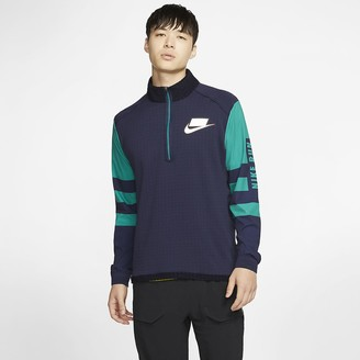 Nike Men's Long-Sleeve Running Top Wild Run