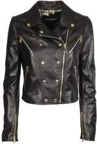 Dolce & Gabbana Studded Biker Jacket