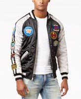 Reason Men's Traveler Souvenir Bomber Jacket