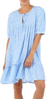 Papinelle Mathilda Pintuck Pleat Nightgown