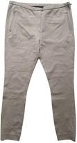 By Malene Birger Beige Trousers for Women
