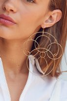 Urban Outfitters Looped Statement Earring