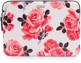 Kate Spade 13 Inch Rose Laptop Sleeve