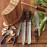 Shun Hiro 7-Piece Knife Block Set